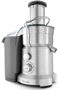 Breville Bundle Juice Fountain with DVD