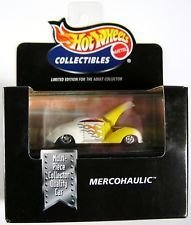 1998 Hot Wheels Mercohaulic limited edition in black box