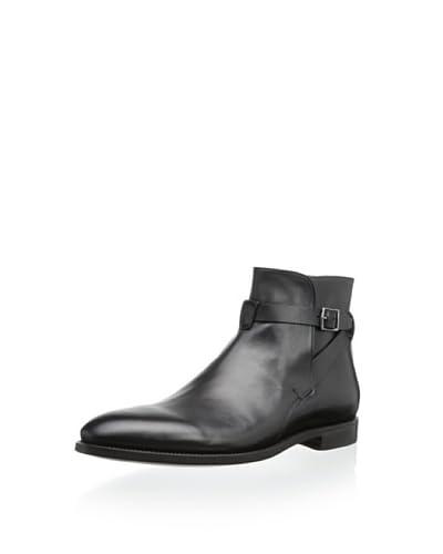 Giorgio Armani Men's Ankle Strap Boot