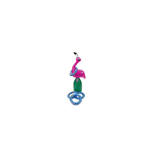 Fun Express Inflatable Flamingo Ring Toss Game