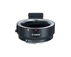 Canon EF-M Lens Adapter Kit for Canon EF / EF-S Lenses 6098B002 (New White Box)