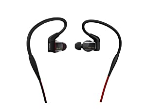 Sony XBA-H3 In Ear Headphones with Hybrid 3 Way Dynamic Driver Driver and Two Balanced Armature Driving Units