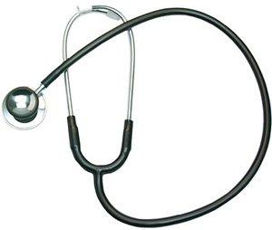 Cheap Diamond Head® Stethoscope Black (B000TF2F54)