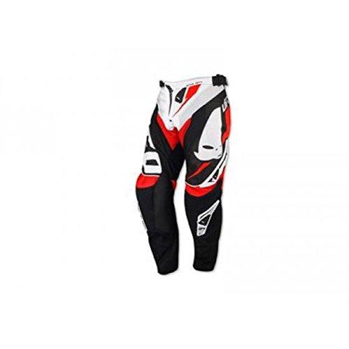 Pantalon ufo revolution blanc/noir t.44 (eu) - 36 (us) - Ufo 43350844