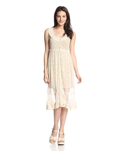 A'reve Women's Midi Tulle Dress