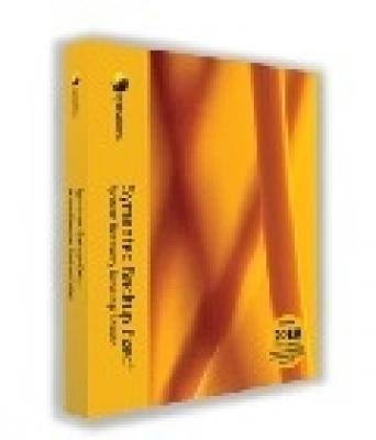 Symantec Backup Exec System Recovery 2010 Desktop Edition with 12 Months Essential Support