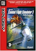 High Quality Xplosiv Ms Combat Flight Sim 3 Battle For Europe Games Simulation Windows 98 Me 2000 Xp front-997555