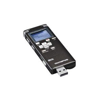 Olympus WS-510M 4GB Digital Voice Recorder and WMA/MP3 Music Player