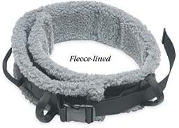 North Coast Medical NC84518 Assure Safety Transfer Belt Fleece Lined, Medium