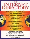 The Internet Directory: A Guide to Internet, Usenet, and Bitnet