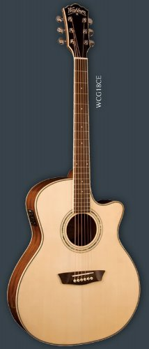 Washburn WCG18CE Comfort Select Grand Auditorium