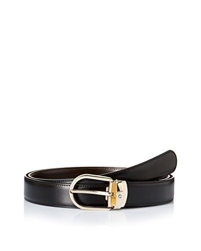 Montblanc Cinturón 111714 Negro