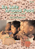 Be Safe Around Food Dvd (Spanish Version) By Nancy Batista Morgan front-339209
