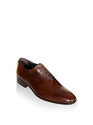 DEL RE Zapatos de cordones (Pardo)