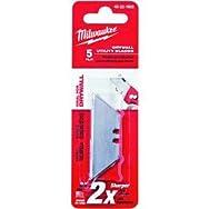 Drywall Utility Knife Blade-5PC DRYWL UTILITY BLADE