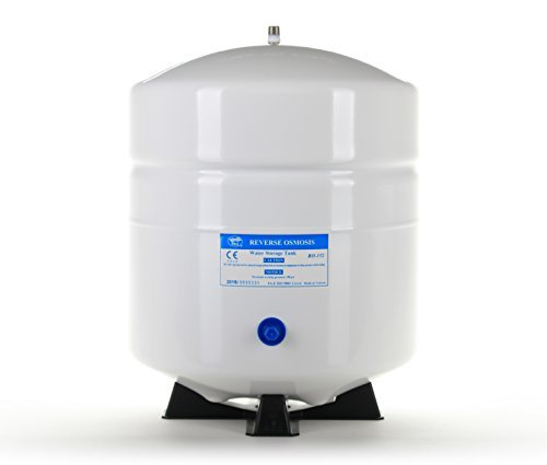 32-Gallon-Metal-Bladder-Tank-RO-Reverse-Osmosis-NSF-Certified-White-by-PA-E