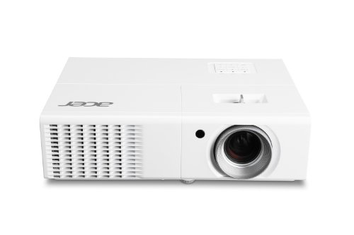 Acer H5370BD 3D Home Theater Projector (White)