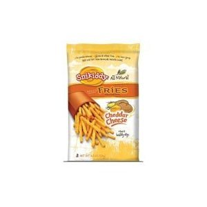 Snikiddy Snacks Cheddar Cheese Multi-Pack 1 oz. 6-Count (Pack of 12)