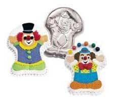 com juggling clown cake pan novelty cake pans kitchen dining