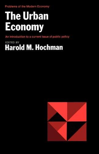 The Urban Economy