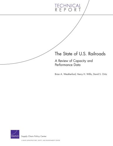 The State of U.S. Railroads: A Review of Capacity and Performance Data (Technical Report)
