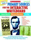 Scholastic Primary Sources For The Interactive Whiteboard