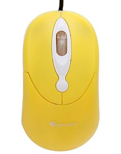 Technotech-Usb-Optical-Mouse-TT-A05-(Yellow)