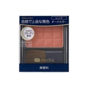 カネボウ media(メディア) チークカラーA RD-1