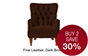 Ellingwood Armchair - Leather