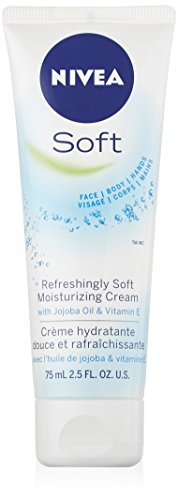 Nivea Soft Refreshingly Soft Moisturising Creme, 2.6
