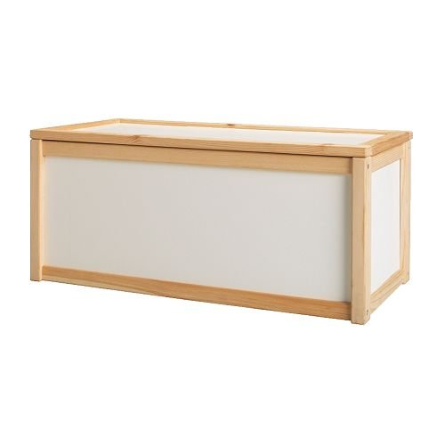 Children 39 S Kids Toy Chest Storage Box Bench