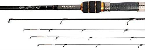 Maver Elite 3,05 Meters 3,35 Meters 3,66 Meters-Canna da pesca a Feeder: 10, 2 pezzi