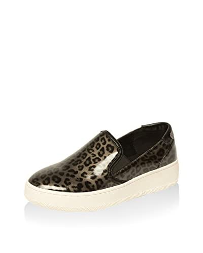 Yamamay Slip-On Animalier [Beige/Nero]