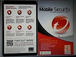 Trend Micro Mobile Security for Android Smartphones and Tablets USER 1YEAR