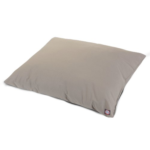 35x46 Khaki Super Value Pet Dog Bed By Majestic Pet Products Large (Pet Supplies For Large Dogs compare prices)