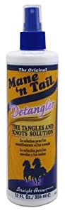 Mane'n Tail Tail Detangler 12 oz by STRAIGHT ARROW