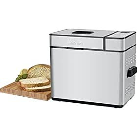 Cuisinart BMKR-200 2-Pound Fully Automatic Compact Bread Maker