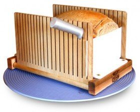 The Bread Pal Bread Slicer via Amazon