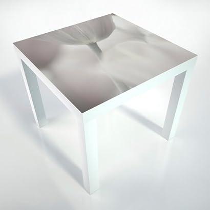 6 Paillettes Cristal Chaussures photo sur verre blanc miroir cadre miroir mural 100x60cm