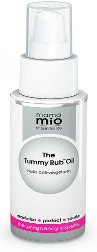 Mama Mio Tummy Rub Stretch Mark Oil - 4.1 fl oz.