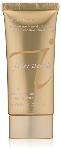 jane iredale Glow Time Full Coverage Mineral BB Cream, BB5, 1.70 oz.