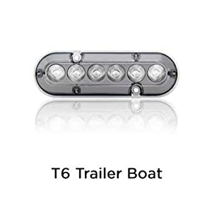 OceanLED Amphibian T6 Trailer Boat Series - Ocean Blue