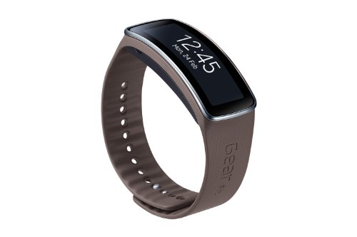Samsung OEM Galaxy Gear Fit Mocha (Grey) Strap