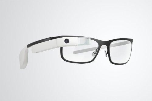 Google Glass Frames (Cotton White)