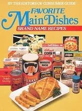 Favorite Brand Name Recipe: Main Dishes