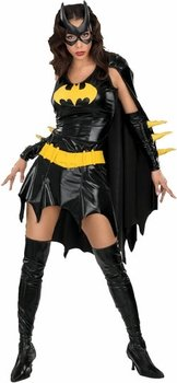 Sexy Adult Batgirl Costume (Size:X-small 2-6)