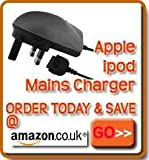 Guaranteed House Charger (Classic Black) For Apple iPod All Generations and Apple iPod 2008 Models: Nano Chromatic , iPod Touch 2 Series , New Ipod Classic, Apple iPhone & iPhone 3G