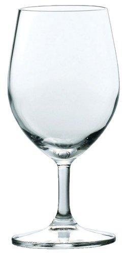 ステム グラス レセプション ゴブレット 脚付き 水飲み用 ビール用 ジュース用 食洗機対応 305ml 30K30HS