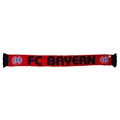 Official Bayern Munich FC Crest Scarf