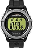 Timex Men's T49753 Expedition Rugged Digital Black Resin Strap Watch